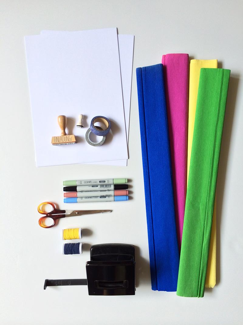 kindergeburtstag teil i diy einladungskarten zum drachenfest. Black Bedroom Furniture Sets. Home Design Ideas