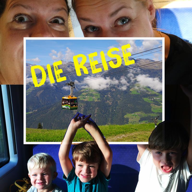Südtirol mit Kindern