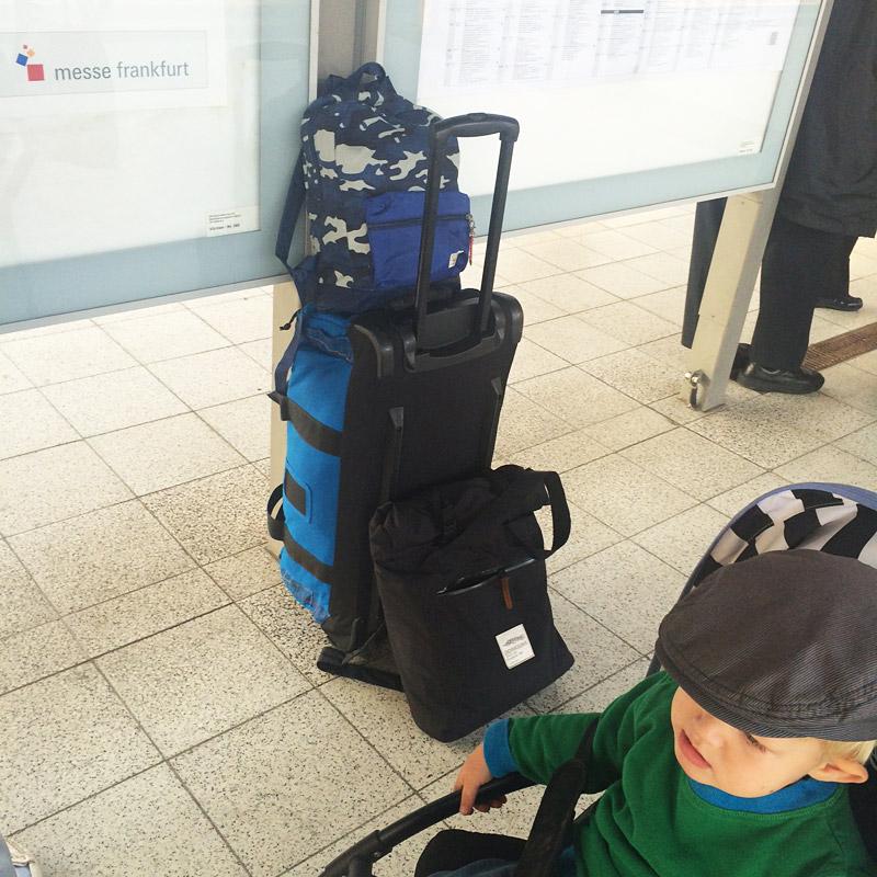 Anreise Südtirol mit Kindern