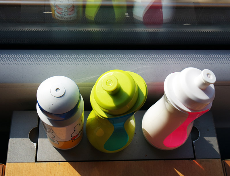 Trinkflaschen Reise Hauptstadtmutti