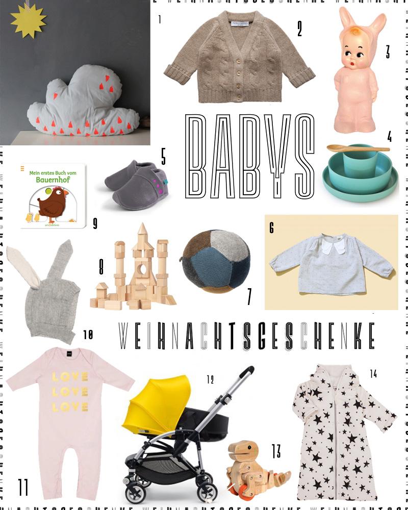 weihnachtsgeschenke f r babys. Black Bedroom Furniture Sets. Home Design Ideas