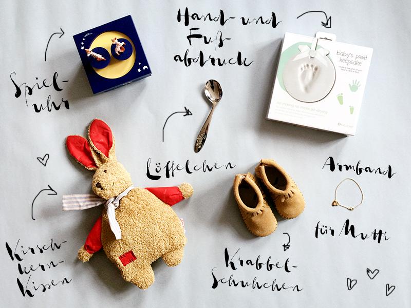 Die Schönsten Geschenke Zur Geburt