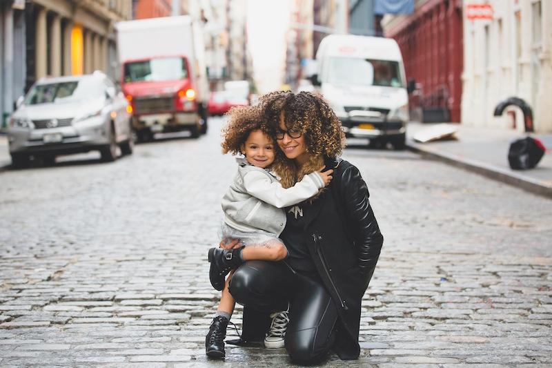 Eine vollwertige Mutter