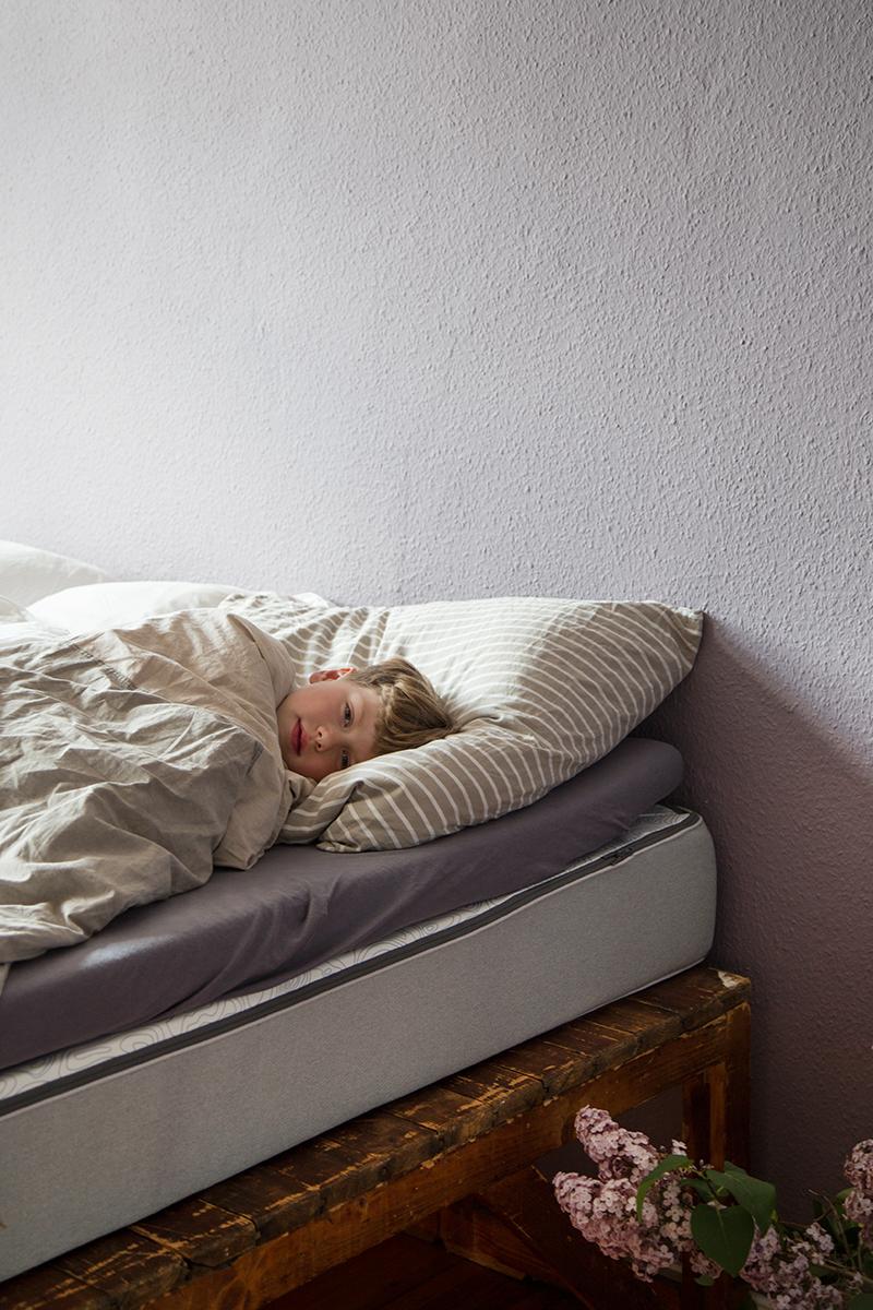 von uns getestet die muun matratze. Black Bedroom Furniture Sets. Home Design Ideas