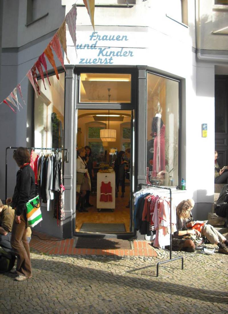 Berlins Top 10 Second Hand Läden für Kids
