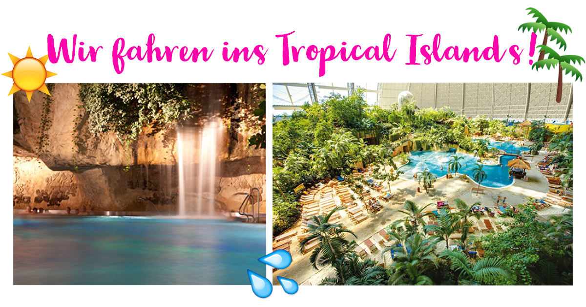 Kurztrip Berlin Mit Tropical Island