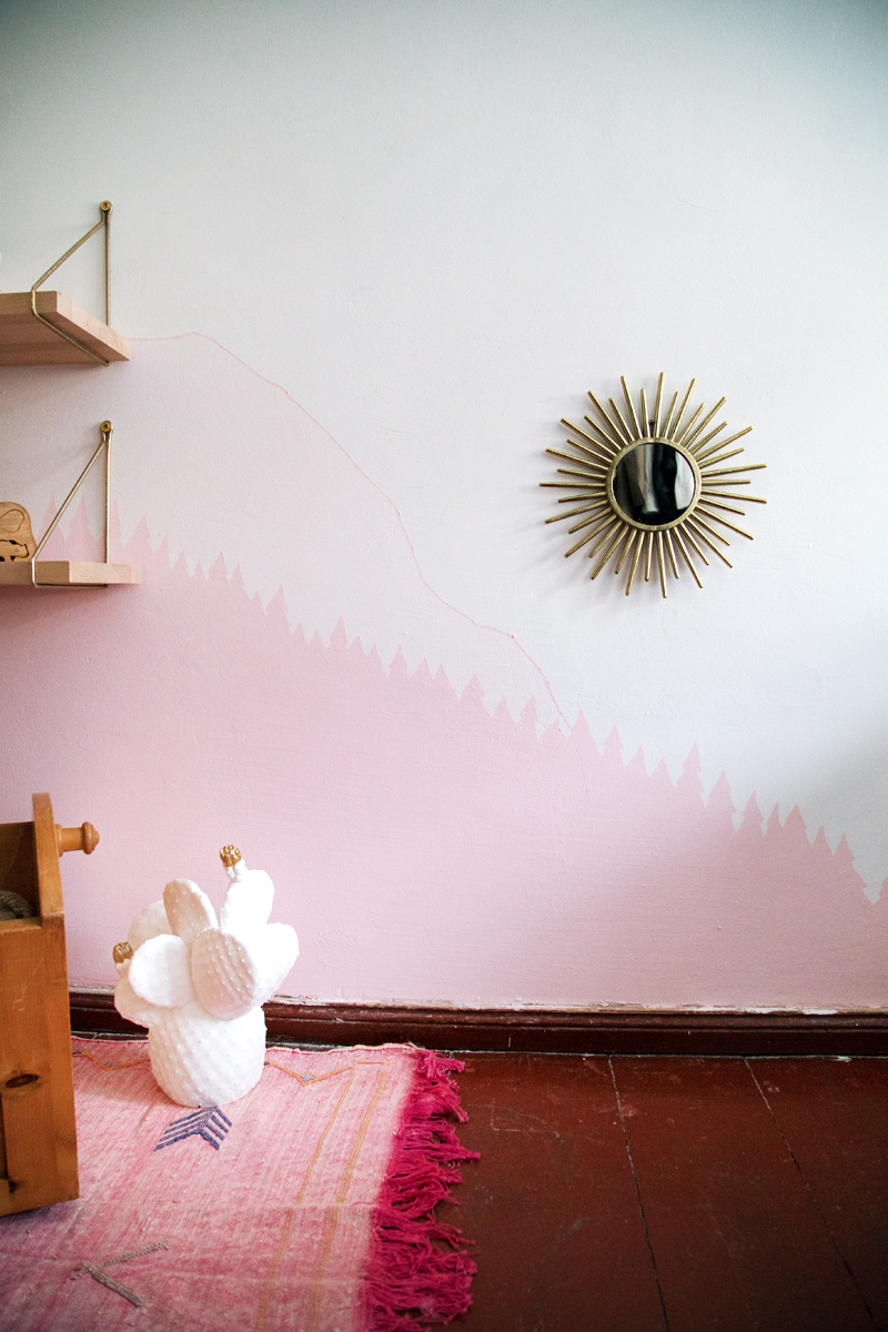 Bald ist es soweit: Poupette über die Geburt & ein rosa Kinderzimmer