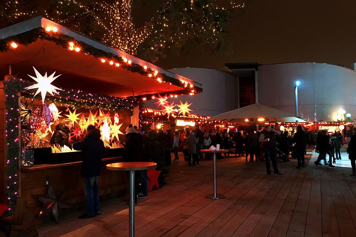 Autostadt Wolfsburg Weihnachtsmarkt.Unser Besuch In Der Traumhaften Winterwelt Autostadt In Wolfsburg